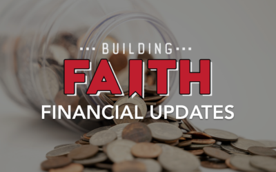 New Financial Updates Page